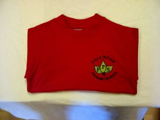 Fullwood Primary T Shirt